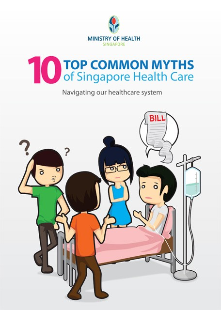 10 Top Common Myths of Singapore Health Care